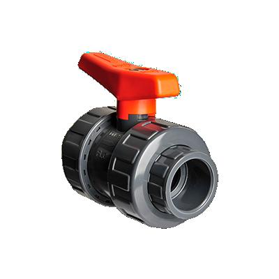 VSA.22L Ball Valve double union/plain socket EPDM seals
